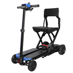 Automatic Folding scooters