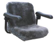 Luggie Sheepskin Seat Cover