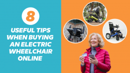 Eight Useful Tips When Buying An Electric Wheelchair Online