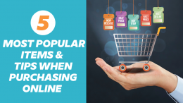 The Most Popular Items And Tips When Purchasing Online