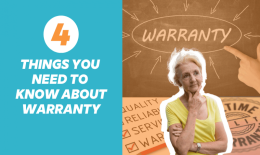 Four Things You Need To Know About Warranty