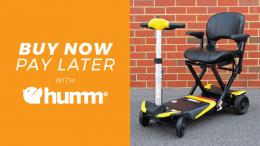 Buy Now and Pay Later with Humm