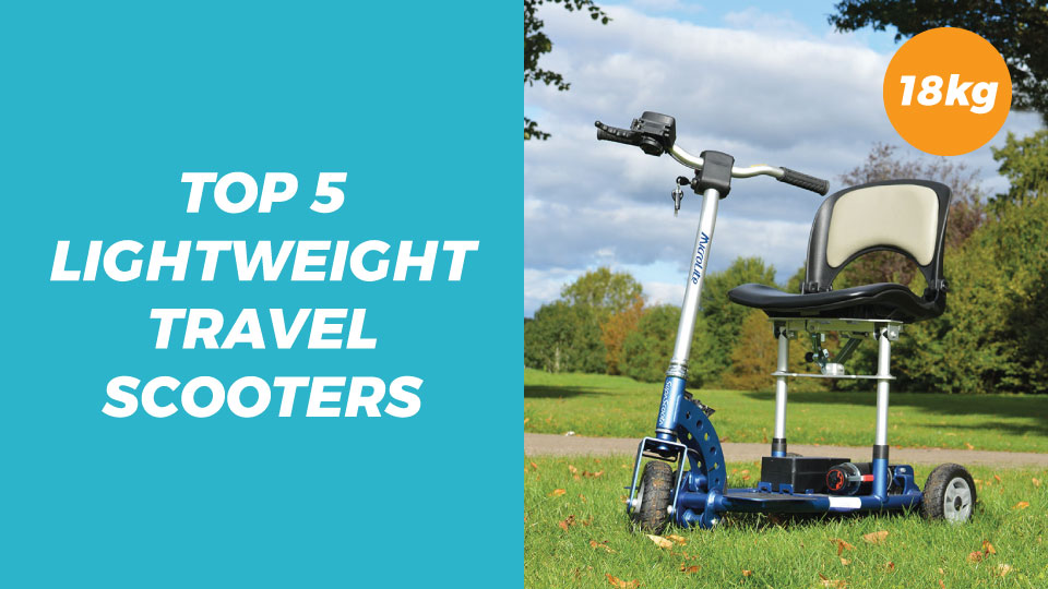 Top 5 Lightweight Scooters